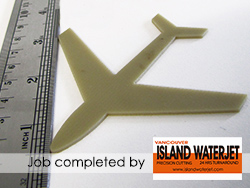 Vancouver Island Waterjet applications for printed circuit board cutting