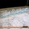 Vancouver Island Waterjet glass cutting