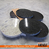 Vancouver Island Waterjet granite cutting lazy susan
