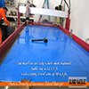 Vancouver Island Waterjet table size  cutting  area