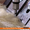 Vancouver Island Waterjet cutting