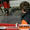 Vancouver Island Waterjet rubber cutting